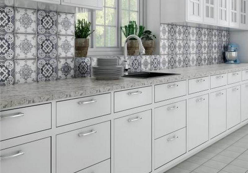 Плитка для кухни absolut keramika