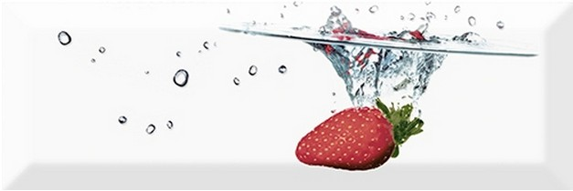 Absolut Keramika Fresh Decor Fresh Strawberry Декор